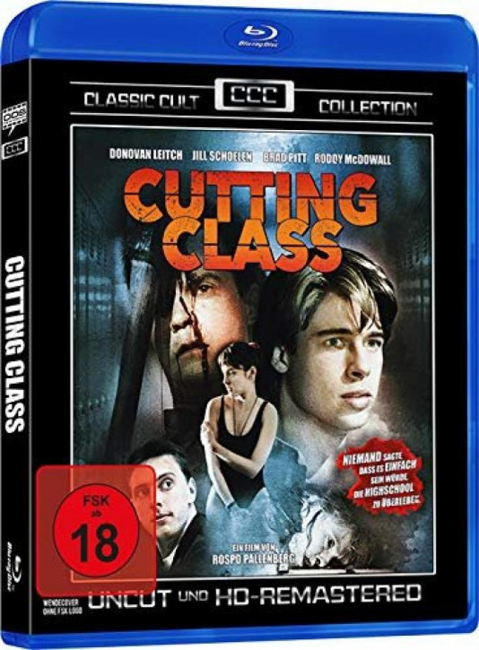 Cutting Class – Die Todesparty (Classic Cult Collection) [Blu-ray]