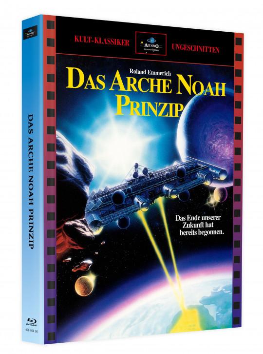 Das Arche Noah Prinzip - Mediabook - Cover A [Blu-ray]