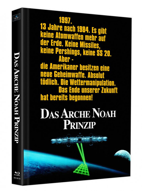 Das Arche Noah Prinzip - Mediabook - Cover B [Blu-ray]