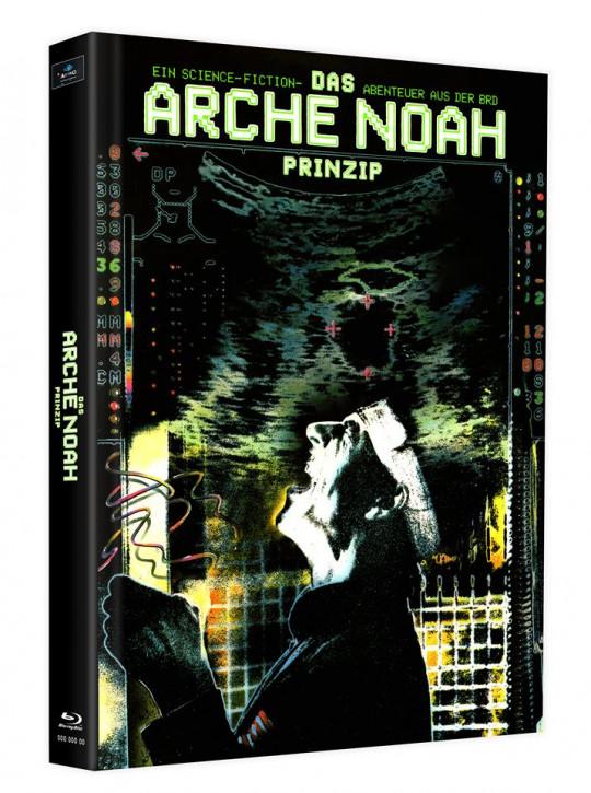 Das Arche Noah Prinzip - Mediabook - Cover D [Blu-ray]