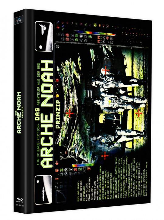 Das Arche Noah Prinzip - Mediabook - Cover E [Blu-ray]