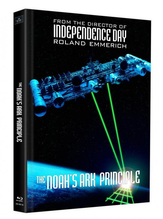 Das Arche Noah Prinzip - Mediabook - Cover F [Blu-ray]