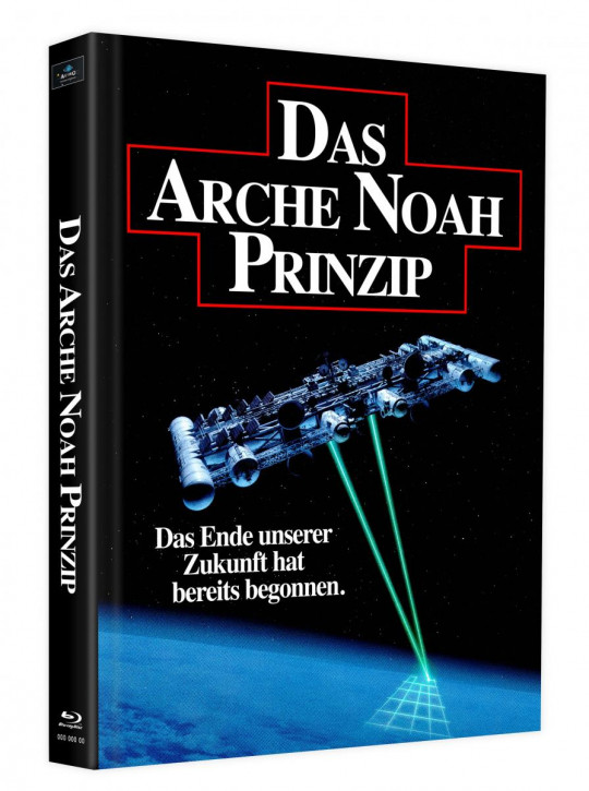 Das Arche Noah Prinzip - Mediabook - Cover H [Blu-ray]