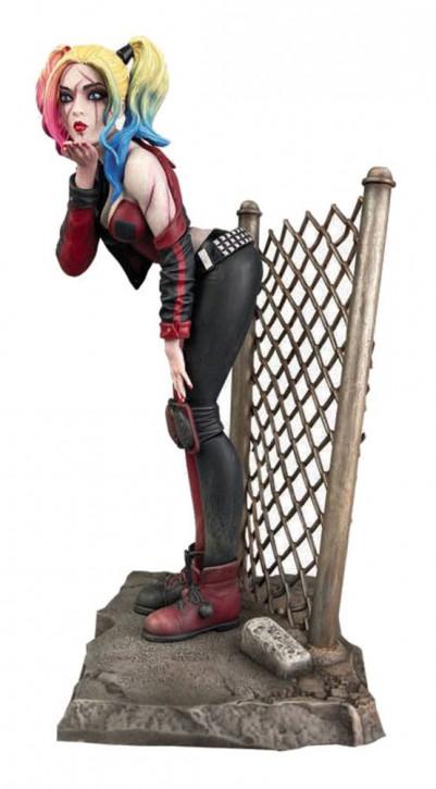 DC Comic - Gallery PVC Statue - DCeased Harley Quinn