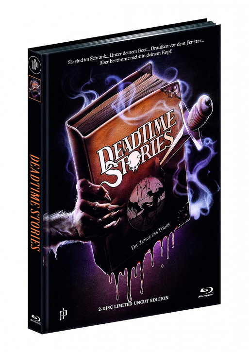 Deadtime Stories - Limited Mediabook Edition - Cover A [Blu-ray+DVD]