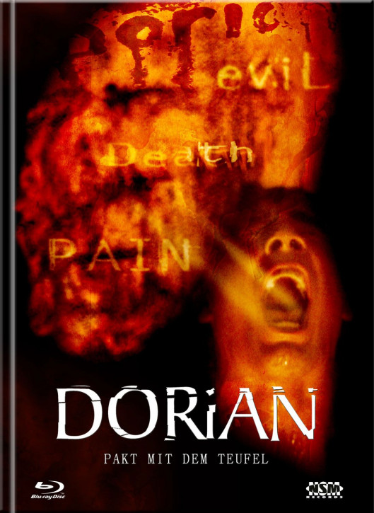 Dorian - Pakt mit dem Teufel - Mediabook - Cover B [Blu-Ray+DVD]