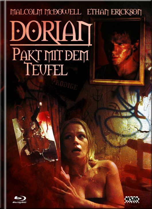 Dorian - Pakt mit dem Teufel - Mediabook - Cover C [Blu-Ray+DVD]