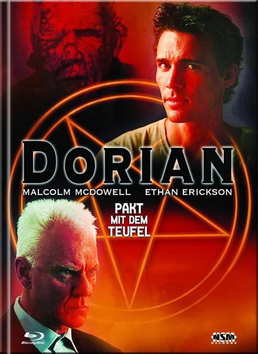 Dorian - Pakt mit dem Teufel - Mediabook - Cover D [Blu-Ray+DVD]