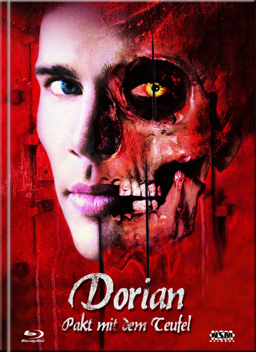 Dorian - Pakt mit dem Teufel - Mediabook - Cover E [Blu-Ray+DVD]
