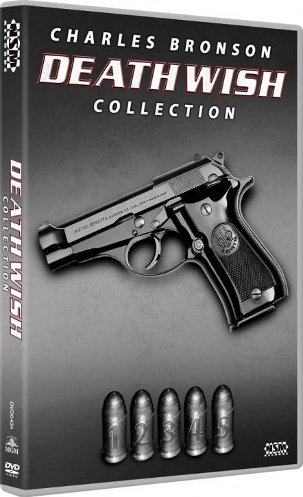 Death Wish 1-5 - Uncut [DVD]