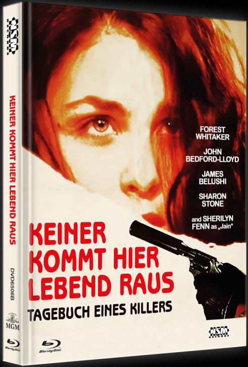 Keiner kommt hier lebend raus - Limited Collector's Edition - Cover B [Blu-ray+DVD]