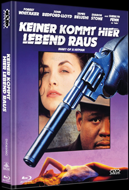 Keiner kommt hier lebend raus - Limited Collector's Edition - Cover C [Blu-ray+DVD]