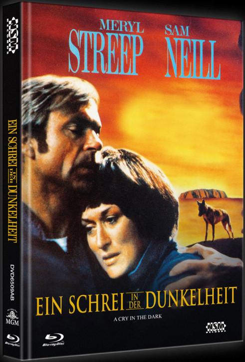 Ein Schrei in der Dunkelheit - Limited Collector's Edition - Cover B [Blu-ray+DVD]