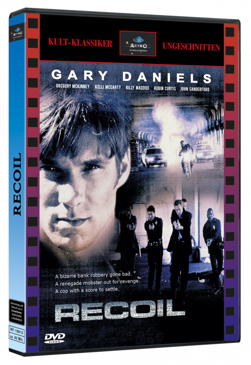 Recoil - Astro Doppel-DVD [DVD]