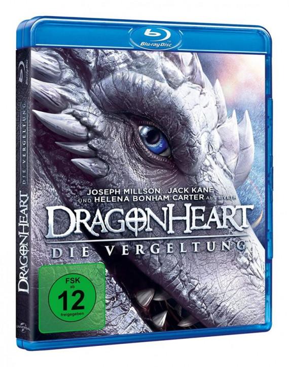 Dragonheart - Die Vergeltung [Blu-ray]