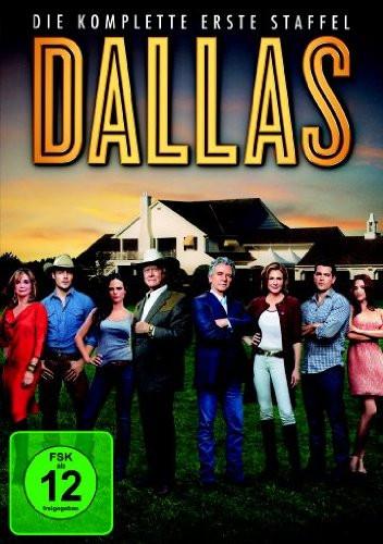 Dallas - Die komplette erste Staffel [DVD]