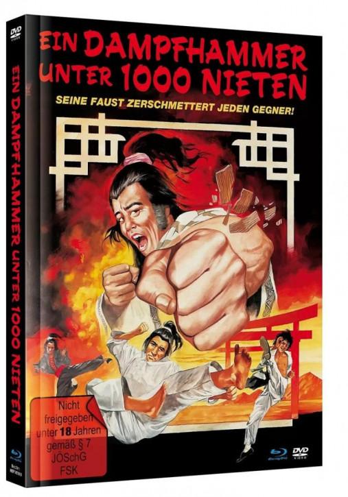 Ein Dampfhammer unter 1000 Nieten - Mediabook Blu-ray+DVD]