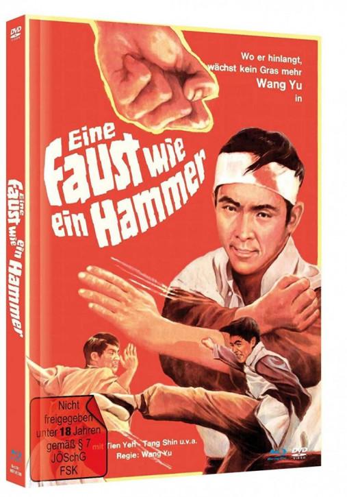 Eine Faust wie ein Hammer - Mediabook Blu-ray+DVD]