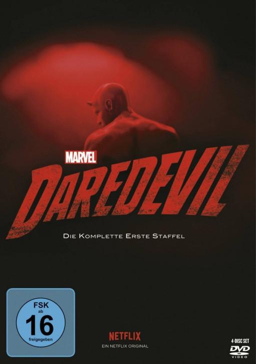 Marvel's Daredevil - Die komplette erste Staffel [4 DVD]