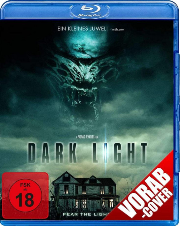 Dark Light [Blu-ray]