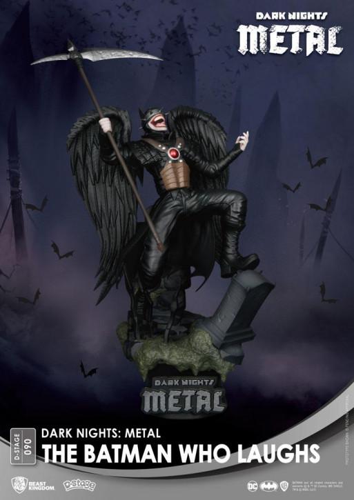 DC Comics: Diorama Stage 90 - Dark Nights: Metal - The Batman Who Laughs