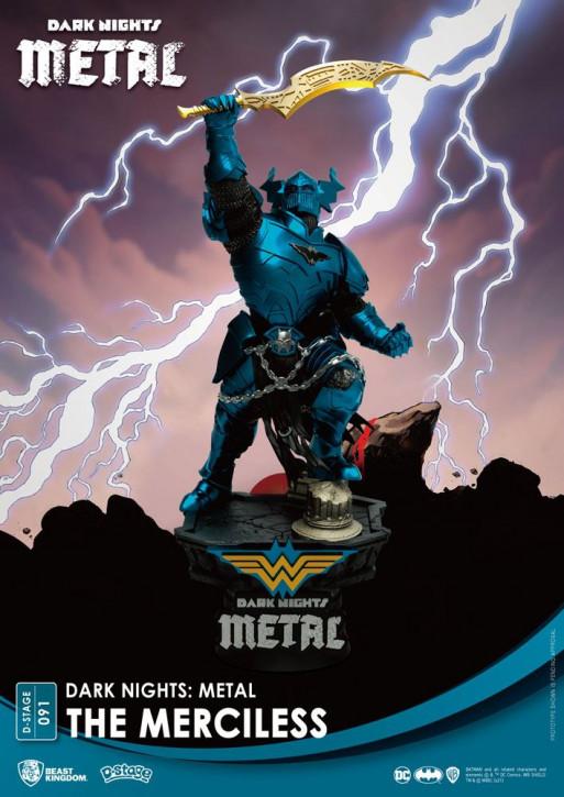 DC Comics: Diorama Stage 91 - Dark Nights: Metal - The Merciless
