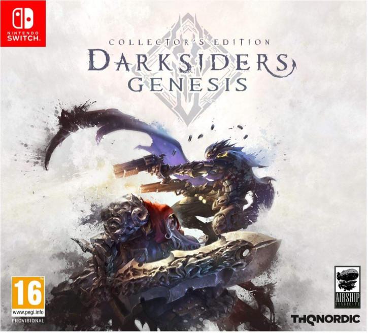 Darksiders Genesis - Collector's Edition [Nintendo Switch]