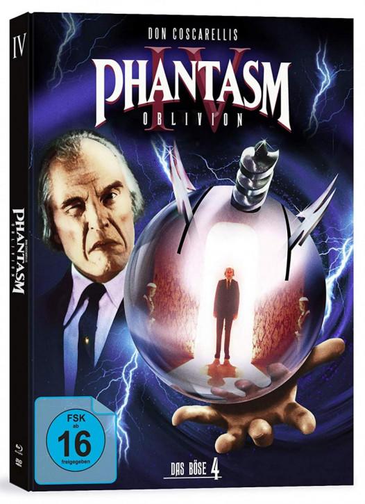 Phantasm IV - Das Böse IV - Mediabook - Cover B [Blu-ray+DVD]