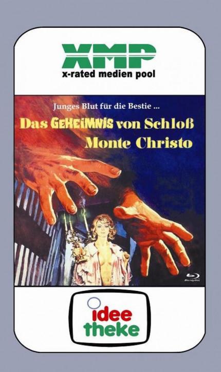 Das Geheimnis von Schloss Monte Christo - große Hartbox [Blu-ray]