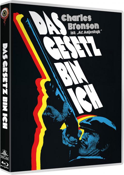 Das Gesetz bin ich [Blu-ray]