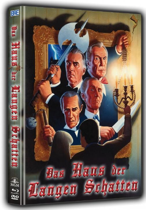 Das Haus der Langen Schatten - Mediabook - Cover A [Blu-ray+DVD]