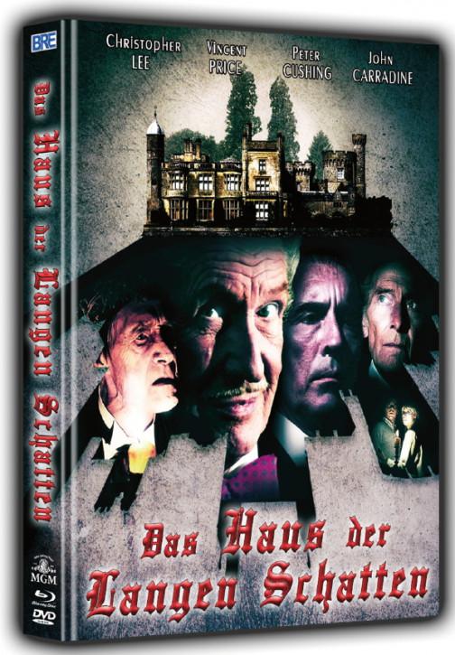 Das Haus der Langen Schatten - Mediabook - Cover B [Blu-ray+DVD]