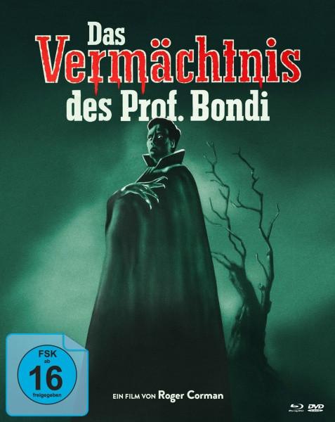 Das Vermächtnis des Professor Bondi - Mediabook Edition [Blu-ray+DVD]