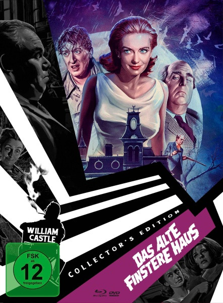 Das alte, finstere Haus (William Castle Collection #2) [Blu-ray+DVD]