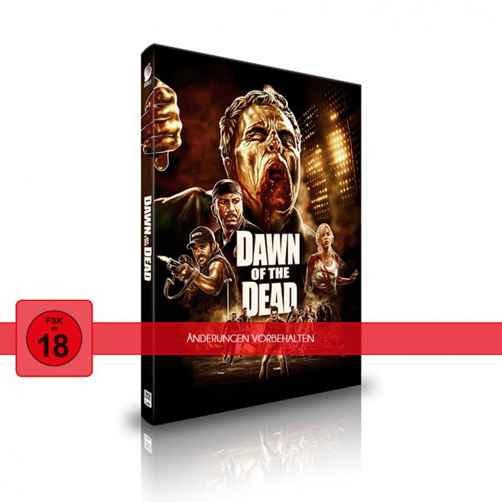 Dawn of the Dead - Limited Mediabook Edition - Cover A [Blu-ray+CD]