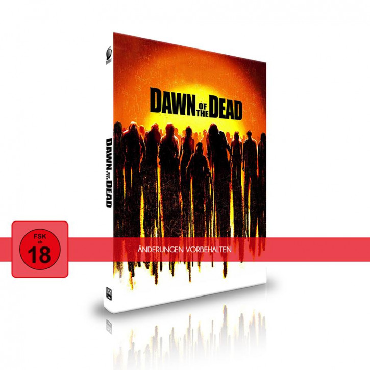 Dawn of the Dead - Limited Mediabook Edition - Cover C [Blu-ray+CD]