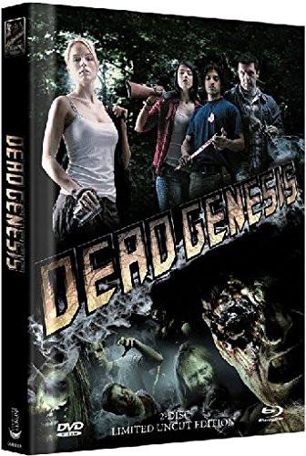 Dead Genesis - Limited Mediabook Edition - Cover A [Blu-ray+DVD]