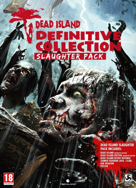 Dead Island Definitive Collection - Slaughter Pack (AT-Pegi) [Xbox One]