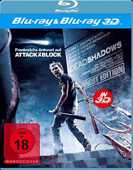 Dead Shadows 3D (Uncut Edition) [Blu-ray]