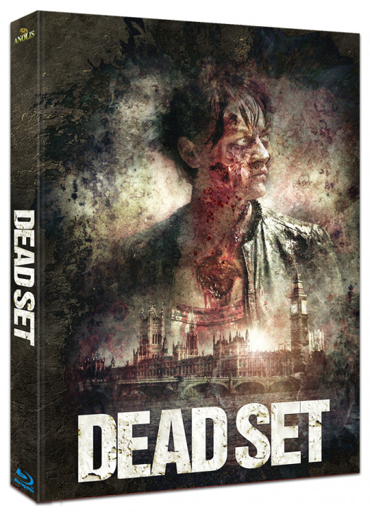 Dead Set - Mediabook - Cover A [Blu-ray]