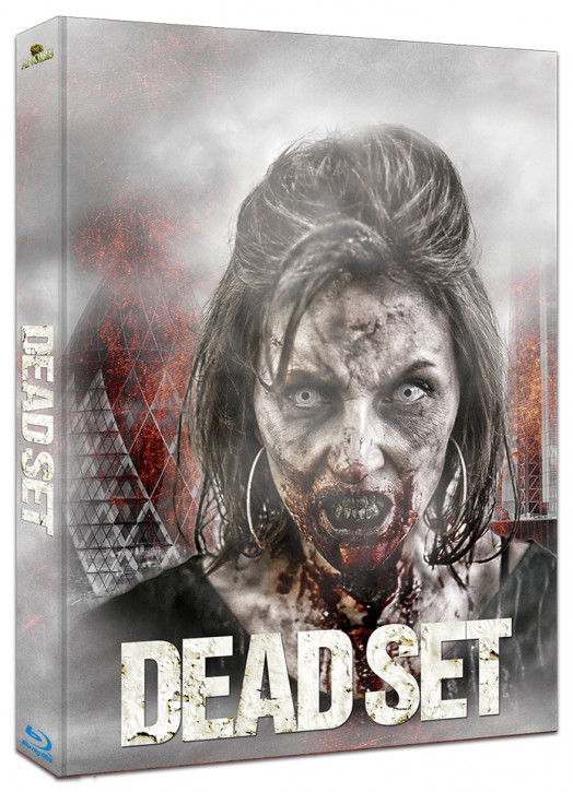 Dead Set - Mediabook - Cover B [Blu-ray]