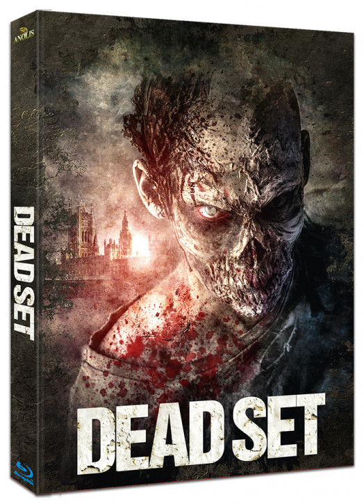 Dead Set - Mediabook - Cover C [Blu-ray]