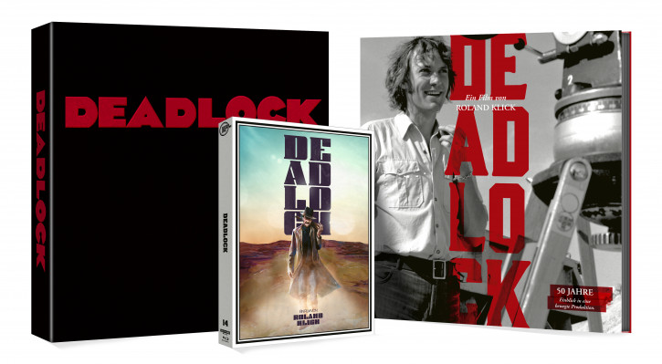 Deadlock - Edition Deutsche Vita # 14 - Cover A + Box [4K UHD+Blu-ray]