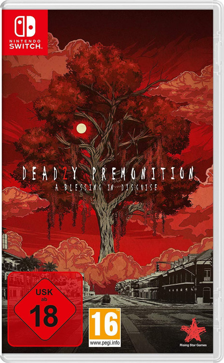 Deadly Premonition 2 [Nintendo Switch]