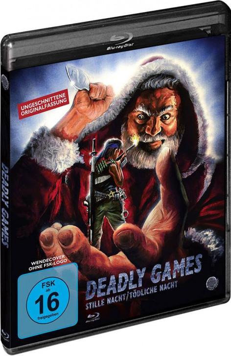 Deadly Games - Stille Nacht, TödlicheNacht [Blu-ray]