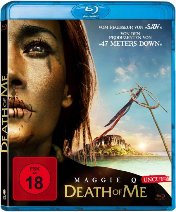 Death of Me [Blu-ray]