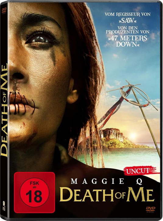 Death of Me [DVD]