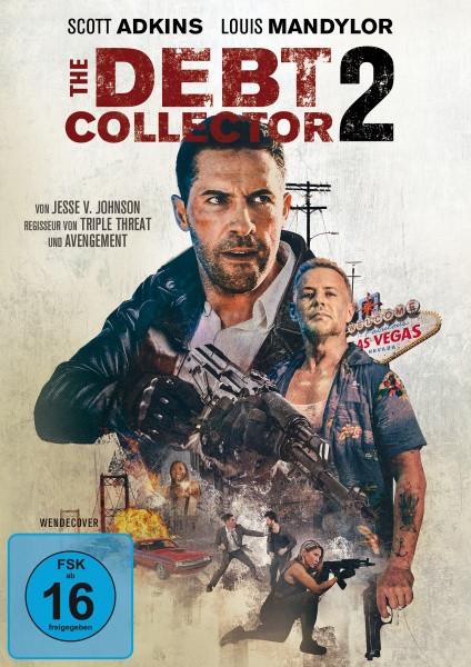 Debt Collector 2 [DVD]