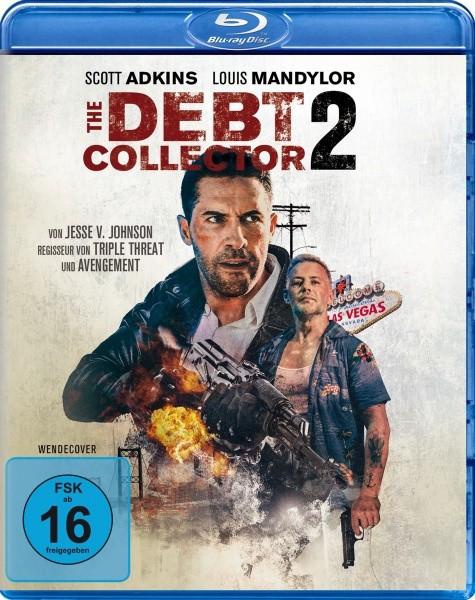 Debt Collector 2 [Blu-ray]