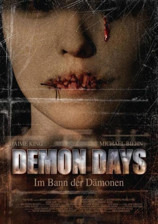 Demon Days [DVD]